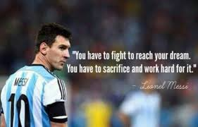 Messi Quotes Fascinating Lionel Messi Quotes WeNeedFun
