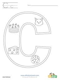 Home > coloring pages > free alphabet coloring pages. Letter C Coloring Page All Kids Network