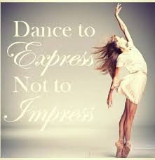 Short Dance Quotes