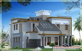 modern contemporary mix home design sq ft details