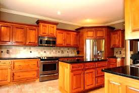 light cherry kitchen cabinets. Delighful Kitchen Light Cherry Kitchen Cabinets With Elegant  Amusing For Light Cherry Kitchen Cabinets N