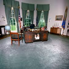 kennedy oval office. Caroline Kennedy And Cousin Kerry Sit Under Desk In Oval Office D