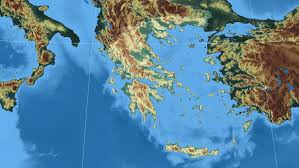 Αποτέλεσμα εικόνας για rivers greece physical map
