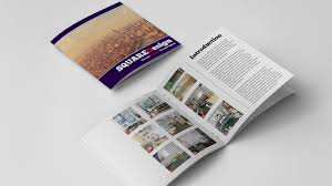 Ebrochure Template Square Design Brochure Template