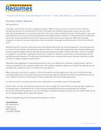 Teacher Cover Letter Template Fresh Cover Letter For Teacher