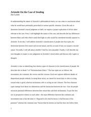 aristotle on morality essay so why is stealing bad at all 4 pages aristotle on the case of stealing essay