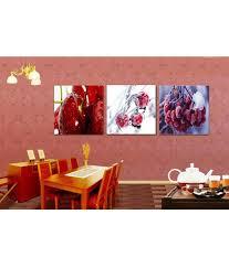 999 living room cherry printed