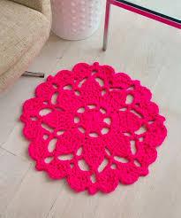 24 creative useful crochet rug patterns