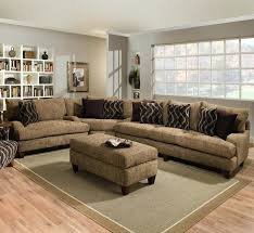 brown l shaped couch image of large l shaped couch light brown leather l shaped couch