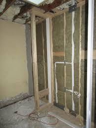 Insulation WolfeStreetProject - Insulating a bathroom