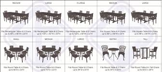 round table size for 6 astonish what will fit chairs designs interior design 26