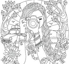 Stress Free Coloring Pages Stress Relief Coloring Pages Adult