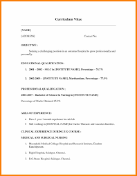 7 Resume Work Experience Order Prefix Chart