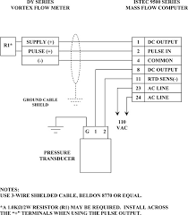7150 series wiring supertrol pressure istec corp com on flow meter wiring diagram