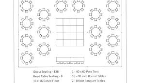 30 Free Seating Chart Template Andaluzseattle Template Example