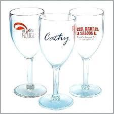 giant glass of wine acrylic wine glasses giant giant plastic wine glass decoration