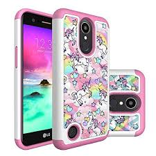 LG K20 Plus Case, V K10 2017 Heavy Pin by Wilson John on rainbow unicorn phone case | Pinterest Phone
