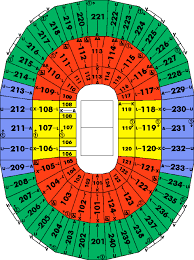 wake forest basketball arena seating chart brokehome
