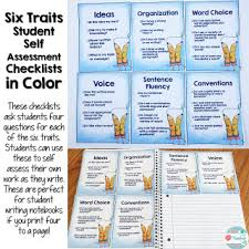Promoting Student Self-Assessment Using The Six Traits Of Writing ...