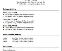 How To Make Resumes On Word Resume Templates Microsoft Word Make Resume For Free Bino 9terrains