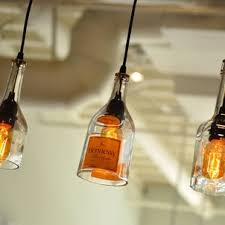 Recycled lighting fixtures Diy Room Glass Night Lights Blue Pendant Light Lighting Inspiration Medium Size Photos Recycled Glass Lights Fixtures Bottle Pendant Large Light Pedircitaitvcom Lighting Inspiration Recycled Ideas Suspended Ceiling Fireplace