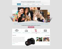Photography Websites Templates Photographer Website Template Free Photography Web Templates 18