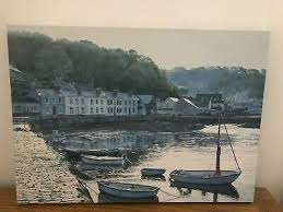 laura ashley wall canvas picture end