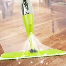 1pc magic spray mop high quality microfiber cloth wood floor windows clean mop home kitchen bathroom