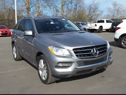 2014 Mercedes-Benz ML350 Premium Package $33800/ Used Mercedes ...