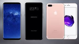 samsung note. what are the major differences between note 8 and iphone 7 plus? samsung