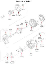 Delighted automotive alternator wiring diagram pictures inspiration