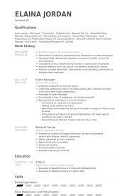 Download Sample Server Resume