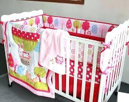 dahlia nursery bedding set infant bedding sets baby bedding set embroidery hot air balloon rabbit fox