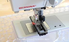 Sewing Machine Buttonhole Attachment