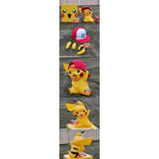 Mô Hình Nhân Vật Pikachu Trong Phim Pokemon Go 1-1 giảm chỉ còn 2,026,800 đ