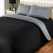 boston black grey duvet set expand