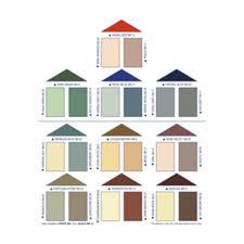 Snowcem Colour Chart Cement Paint Shade Cards