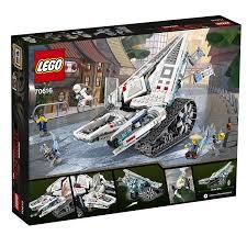 LEGO Ninjago Movie Ice Tank (70616) - MOC Ideas