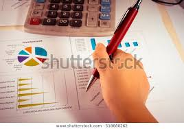 Trading Charts Commodities Commodity Digital Data Analyzing Commodities Market
