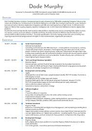 Resume Examples By Real People Bank Senior Cloud Architect Resume