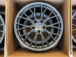 Porsche 20 Rs Spyder Design Wheels