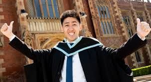 Pharmacy Graduates News Award Winning Student Walter Wong Graduates With A