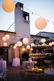 Solar Chinese Lanterns  White Wedding  15 Cool White LEDu0027s Chinese Lantern Solar Lights