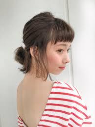 ぱっつん前髪ボブはやっぱりかわいいおすすめボブスタイル13選 Arine