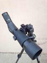 New scope: <b>Bresser Spektar 15</b>-45×60 spotting scope   10 Minute ...