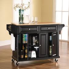 kitchen island cart with stools. Beautiful Island The Rolling Organized Kitchen Island Intended Cart With Stools O
