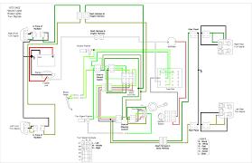 hazard switch brake light turn signal circuit analysis circuit diagram