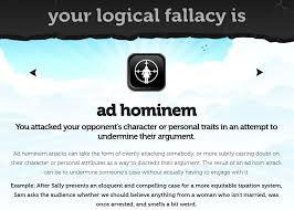 CRITICAL THINKING   Fallacies  Begging the Question  HD    YouTube SlidePlayer An example of a non sequitur