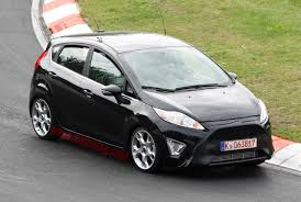 Spy Shots: Ford Fiesta ST tackles the 'Ring - ClubLexus - Lexus ...