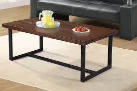 t 5037 c coffee table espresso matte black